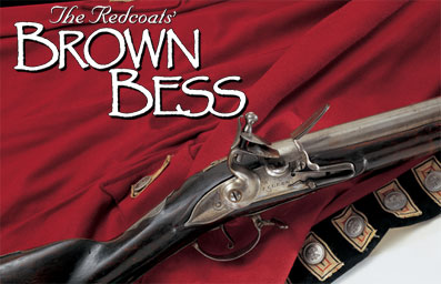 The Redcoat's Brown Bess