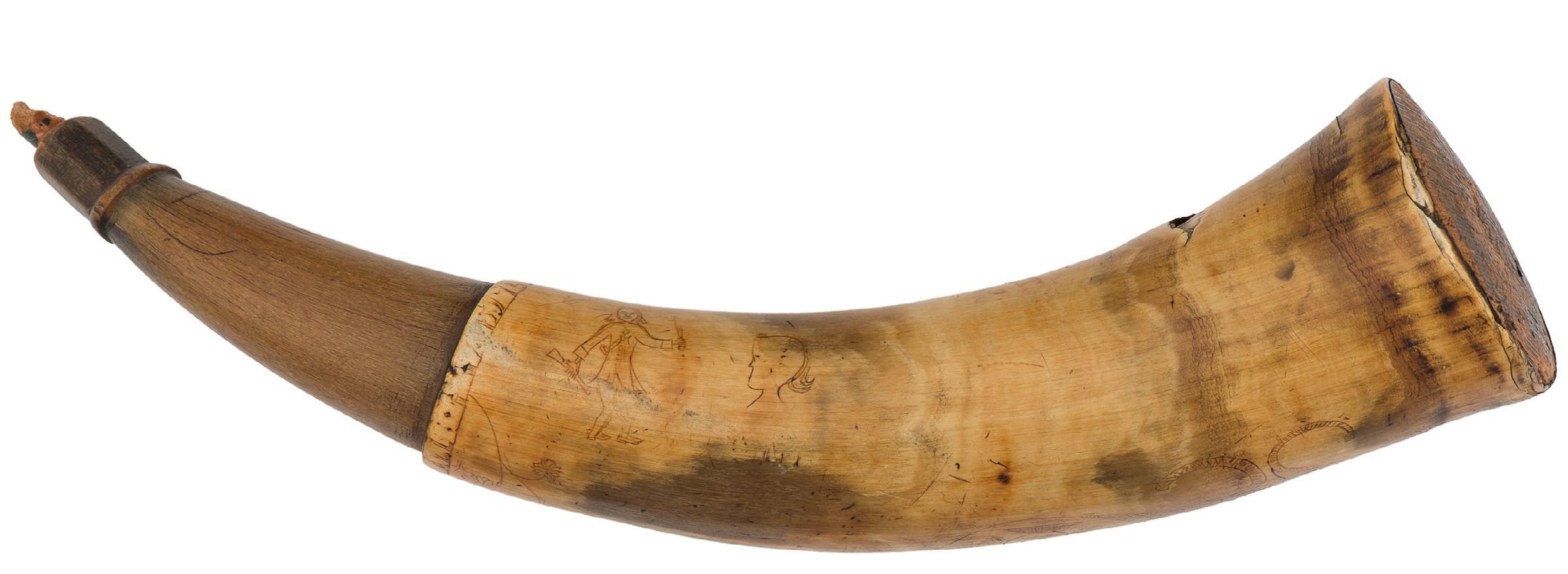 John Call's Horn from 1759